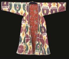 Coat  Bukhara, Uzbekistan, 19th century  Christie's