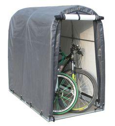 Portable Small Bike Moped Garden Storage Shelter Shed Brand New UK Supplier Outside Bike Storage, Garden Bike Storage, Outdoor Bike Storage, Bicycle Storage, Shed Storage, Bike Storage Balcony, Storage Ideas, Bike Shelter, Portable Shelter
