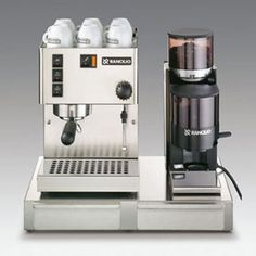 my wonderful husband makes me mochas every morning on our Rancilio.I'm one lucky gal! Office Gadgets, Coffee Talk, Two Best Friends, Public Relations, Espresso Machine, Mocha, Coffee Maker, I Am Awesome, Husband