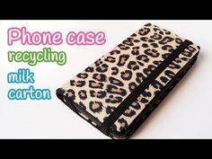 Diy crafts: Telephone Situation recycling milk carton - Innova crafts - http://www.freecycleusa.com/diy-crafts-telephone-situation-recycling-milk-carton-innova-crafts/