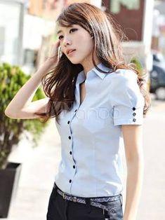 Resultado de imagen para blusas branca