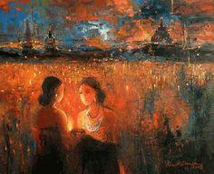Candle Festival, by Kanak Chanpa Chakma