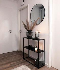 Master Bedroom Interior, Home Decor Bedroom, Living Room Decor, Apartment Interior, Apartment Design, Entrance Hall Decor, Hallway Designs, Living Room Inspiration, Home Interior Design