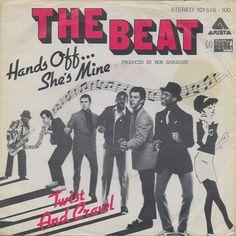"The Beat - Hands Off... She's Mine [1980, Arista 101 516│Belgium] - 7""/45 vinyl record [SKA]"