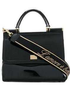 Dolce   Gabbana Sicily L Amour Shoulder Bag - Farfetch c3e5d48bcf