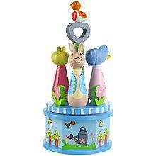 Buy Orange Tree Peter Rabbit Carousel Music Box Online at johnlewis.com
