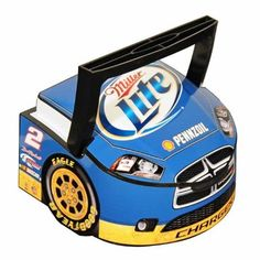 Brad Keselowski 10 - quart Insulated Cooler by COOL WORKS CUP. $54.99