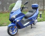 49cc scooters, 50cc scooters, 150cc scooters to 400cc Gas Scooters for sale , Street Legal Mopeds, Motorcycles, Go Karts, 4 Wheelers, Utility Vehicles, - 250cc Roadster Touring Moped 250cc Water Cooled Motor Scooter - Free Shipping ( MP - 5120 )