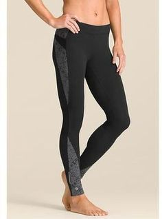 Cairo Running Leggings - Athleta I want a cool color like the neon orange accent on them. Keirland