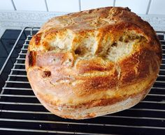 Rezept Anjas Buttermilchbrot von ahoelter - Rezept der Kategorie Brot & Brötchen