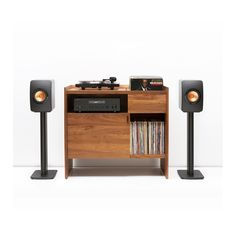 Symbol Audio - Handcrafted Audio Furniture For The Modern World Record Player Table, Record Table, Record Stand, Record Players, Vinyl Record Storage, Lp Storage, Turntable Setup, Audiophile Turntable, Stereo Cabinet