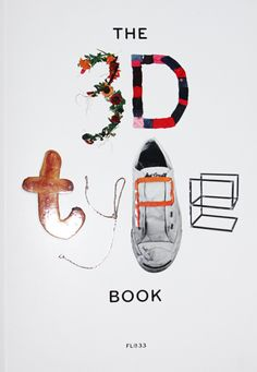 The Type Book by FL (incredible source of inspiration for experimental type) Cool Typography, Typography Letters, Lettering, Experimental Type, Creative Bookshelves, Magazine Design Inspiration, Logo Word, Buch Design, 3d Type