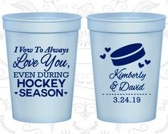 Personalized Plastic Cups, Personalized Cups, Wedding Cups, Wedding Cup, Stadium Cups, Party Cups, Plastic Cups (300)