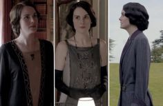 Downton Abbey Fashion Recap: Clothes for Clubbing and Canoodling, Lady Mary in season 4 episode 3