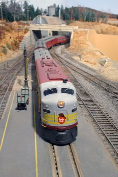 Model Trains For Beginners: What is Model Train Scenery?
