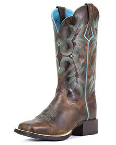 Women's Tombstone Boot - Sassy Brown