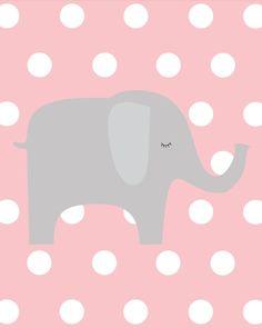 Pink Polka Dot Elie