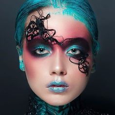 AMAZING MAKEUP ARTISTRY BY THE FABULOUS @julia_voron Be Fabulous Share your…