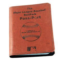 MLB Ballpark Pass-Port Book and stadium stamps at http://shop.mlb.com/product/index.jsp?productId=13071882=1452340.1452371.2461263.706117#green