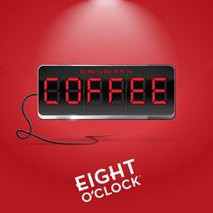 Oh, it's Coffee O'Clock!