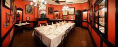 Dining Rooms | Antoine's Restaurant