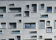 Image result for housing and business development with seniors' residence in basle