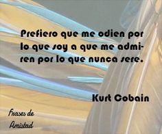 Frases de kurt cobain de Kurt Cobain