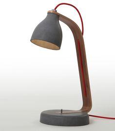 // Decode Heavy Desk Light