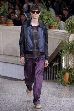 Paul Smith | Men's Spring/Summer 15 Show: Look 34