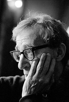 Woody Allen, 1994 ©Jane Bown