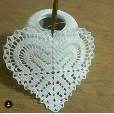 Ideas Crochet Heart Motif Stitches For 2019 Crochet Chart, Crochet Motif, Crochet Doilies, Crochet Stitches, Embroidery Stitches, Embroidery Patterns, Knitting Patterns, Crochet Patterns, Free Knitting