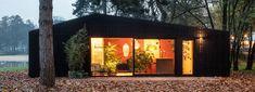 chris collaris architects + daphna laurens design the buitenhuis, a dream holiday house