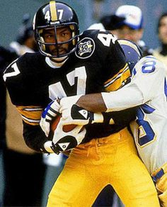 Mel Blount - Pittsburgh Steelers