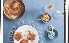 Healthy Recipe: Baked Sweet Potato Latkes: Organic Gardening