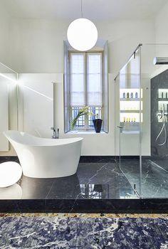 Clawfoot Bathtub, Bathroom, Home, Laundry Room, Houses, Washroom, Full Bath, Ad Home, Homes