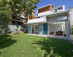 Bellevue Hill Sydney - contemporary - Exterior - Sydney - Rudolfsson Alliker Associates Architects
