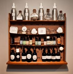 make your own apothecary