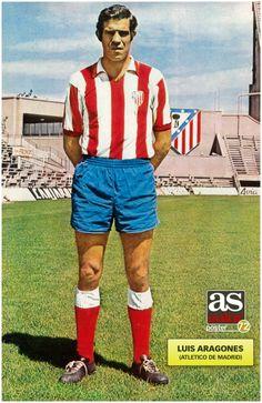 ATLÉTICO DE MADRID-1971-72(4) Legends Football, Football Icon, Best Football Players, Retro Football, Soccer Players, Football Soccer, Baseball Pitching, Baseball Training, Baseball Shoes