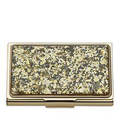30.00$  Buy now - http://vicqo.justgood.pw/vig/item.php?t=n1pi6gc25419 - kate spade new york Simply Sparkling Card Holder 30.00$