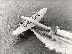 Imperial Airways - Sea Plane 'Canopus'