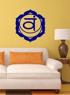 Wall Vinyl Decals Spleen Sacral Chakra Religion Faith Symbol Om Yoga Indian Buddhism Buddha Sticker Art Home Modern Stylish Interior Decor for Any Room Housewares Murals Design Window Graphic Bedroom Living Room (5264) stickergraphics http://www.amazon.com/dp/B00IWRMNNU/ref=cm_sw_r_pi_dp_AUsWtb146BJ6QZC9