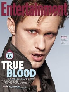 True Blood Entertainment Weekly Covers