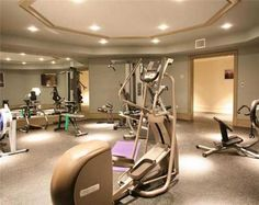 Best luxury home gyms images home gyms at home gym at home