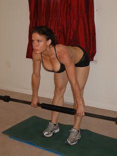 Full Body Basic Body Shaping Home Workout. Free full length video.   www.benderfitness.com