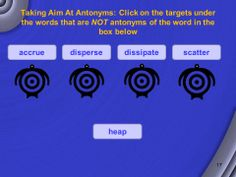 Learn the ins and outs synonyms antonyms