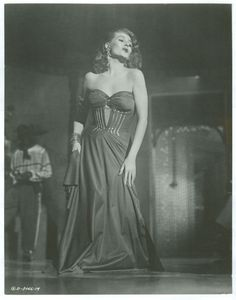 Rita Hayworth Original Movie Photo 1952 Affair in Trinidad | eBay