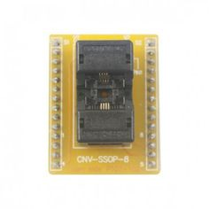 CHIP PROGRAMMER SOCKET SSOP8 adapter for chip programmer.