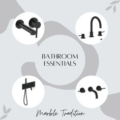 Custom, cultured marble & granite. Quality shower glass & plumbing fixtures. Your one stop for a new bathroom remodel. Visit us at 1408 Victoria St N Kitchener- Call us 519-571-7567- email us info@marbletradition.com- check out our website- www.marbletradition.com. Bathroom Essentials, Plumbing Fixtures, Glass Shower, Bathroom Renovations, Granite, Marble, Victoria, Traditional, Website