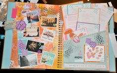 absolutely love love LOVE this page. #smashbook
