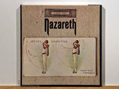 The Styrous® Viewfinder: 101 Reel-to-Reel Tapes 70: Nazareth ~ Exercises